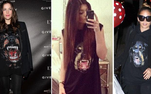 Givenchy lässt seine Hunde los