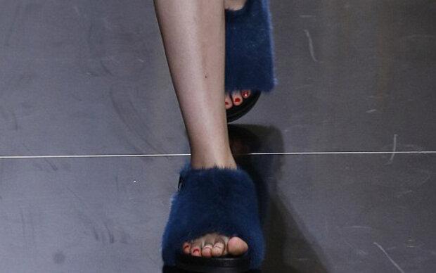 Die häßlichsten Schuhe der Welt?