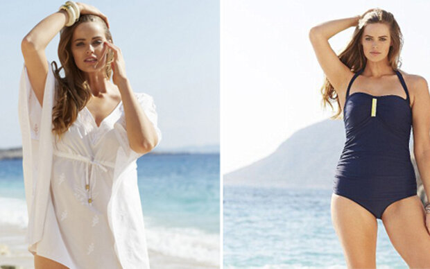 Sind diese Bikinis wirklich Plus Size?