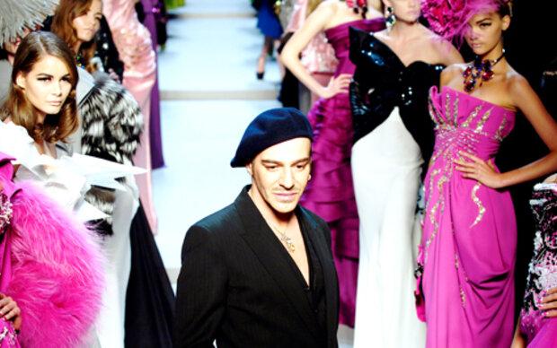 John Galliano soll an Mode-Uni unterrichten