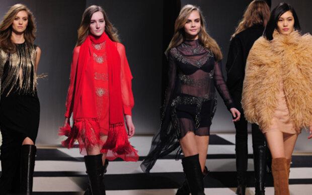 1. H&M – Modenschau nach 8 Jahren