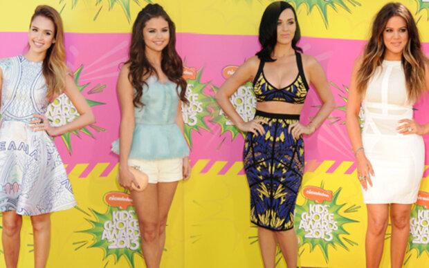 Tops & Flops bei den Kids Choice Awards 2013