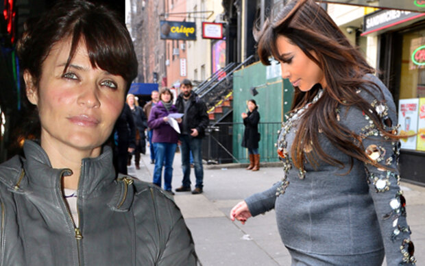 Helena Christensen verteidigt Kim Kardashian