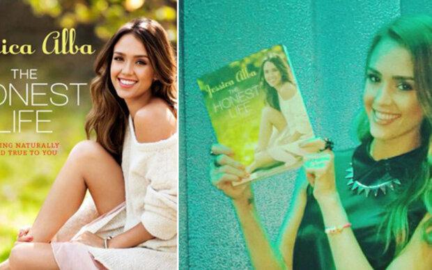 Jessica Albas Buch ist Bestseller