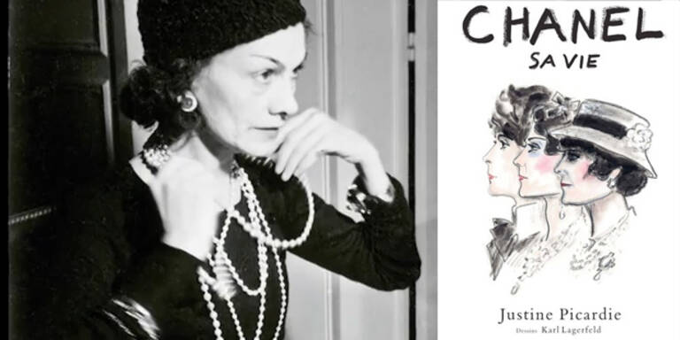 Neue Biographie von Coco Chanel