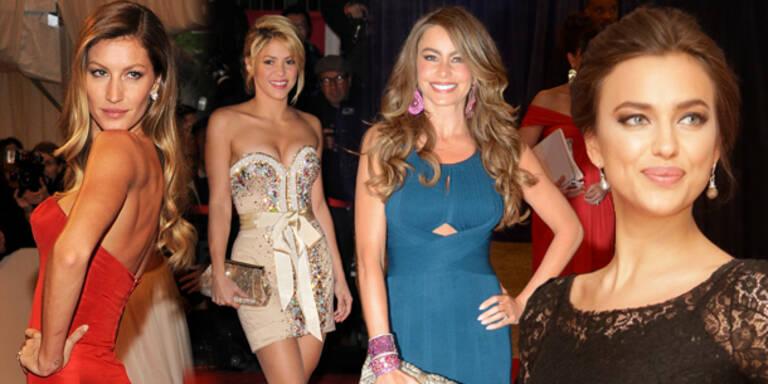 Kolumbianerinnen sind sexieste Frauen weltweit