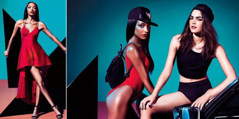 So heiß ist Rihannas Mode