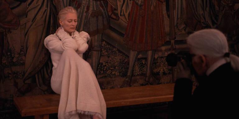 Tilda Swinton ist Karl Lagerfelds neue Muse