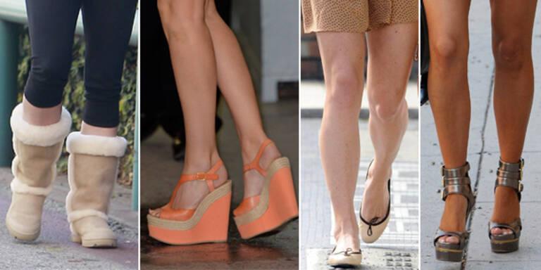 Studie: Diese Schuhe hassen Männer