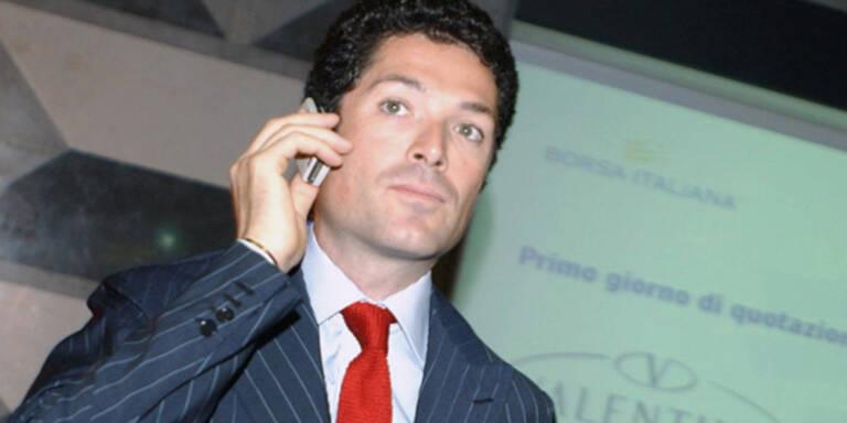 Ex-Valentino Vorstand angeklagt