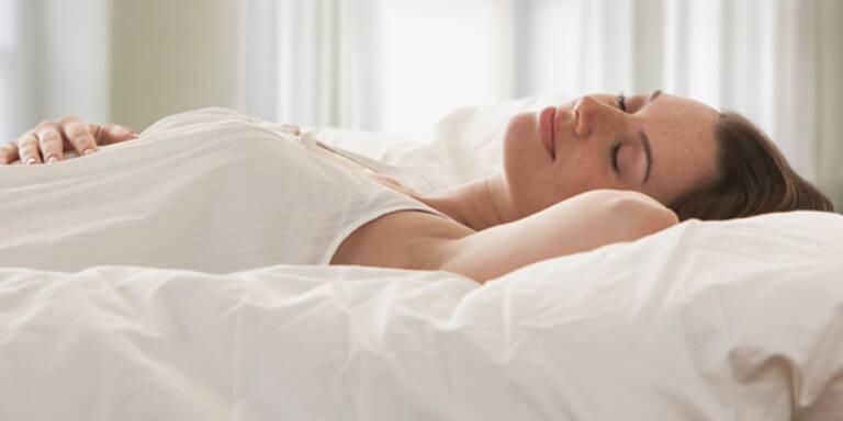 Schönheits-Schlaf ist kein Mythos!