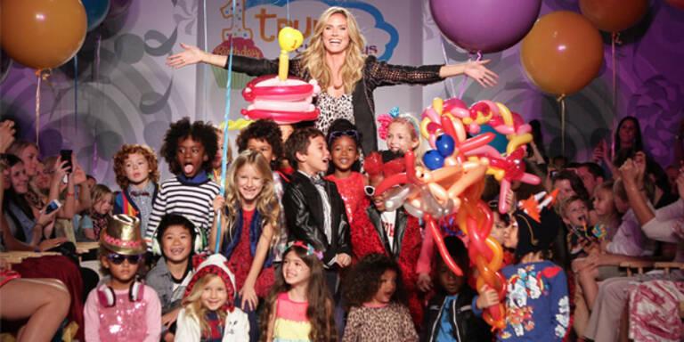 Heidi Klums neue Kinder-Kollektion