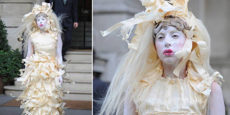Lady Gaga: 'Ich bin keine Schönheit!'