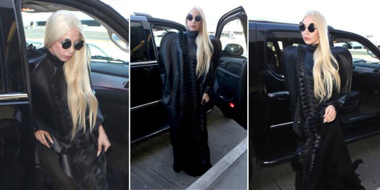Lady Gaga: Auf zum 12-Stunden-Flug!
