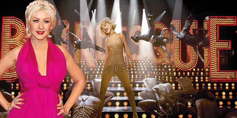 Die Pop-Diva zeigt Sex-Appeal