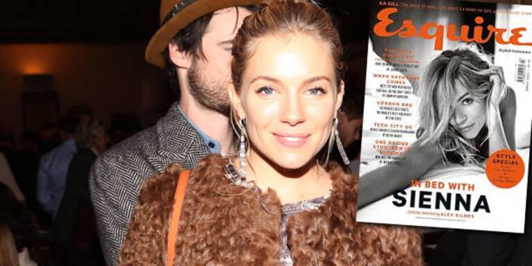 """Sienna Miller: """"Ich habe Dinge sabotiert"""""""