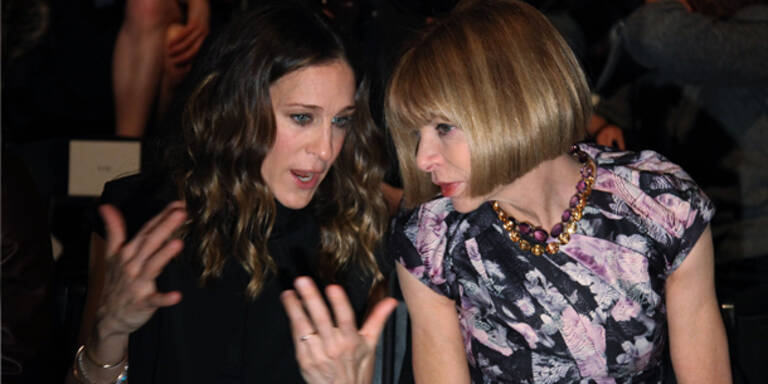 Wird Sarah Jessica Parker Anna Wintours Vogue-Job übernehmen?