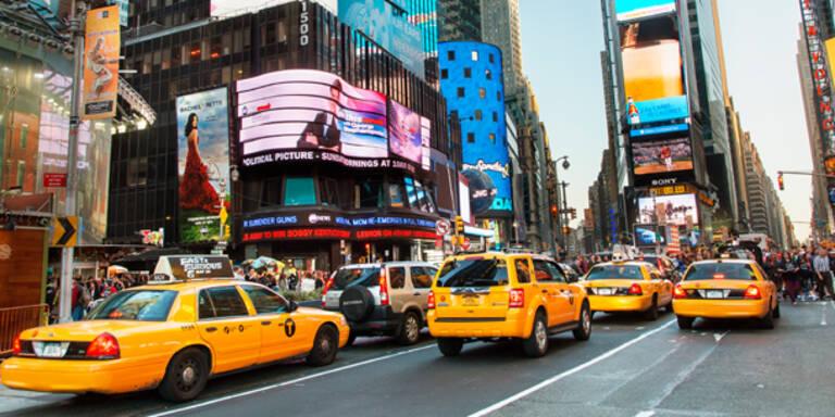 New York ist Mode-Hauptstadt