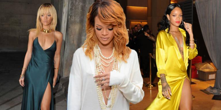 Rihanna leidet an BH-Phobie