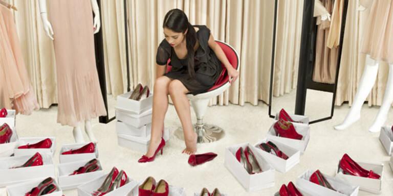 Was Sie beim Schuhe kaufen beachten sollten