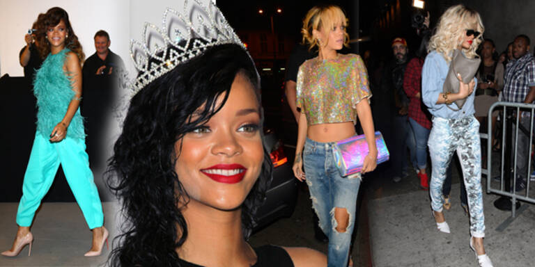 Rihannas 26 beste Outfits