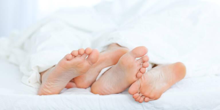 Bettwäsche verrät Sex-Vorlieben