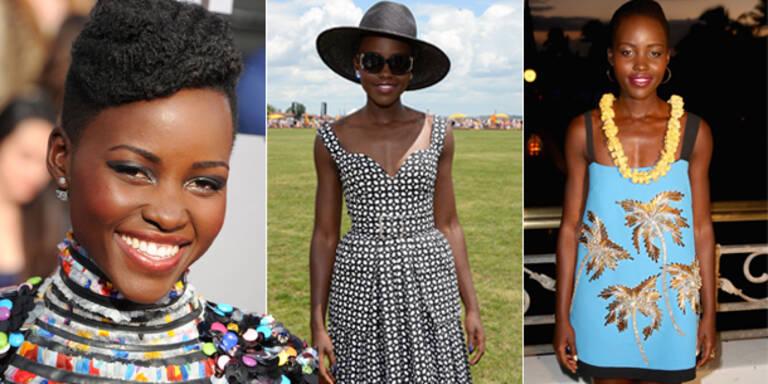 Lupita Nyong'o im Style-Check