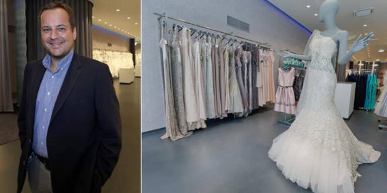 Steinecker Hochzeitshaus eröffnet in Wien