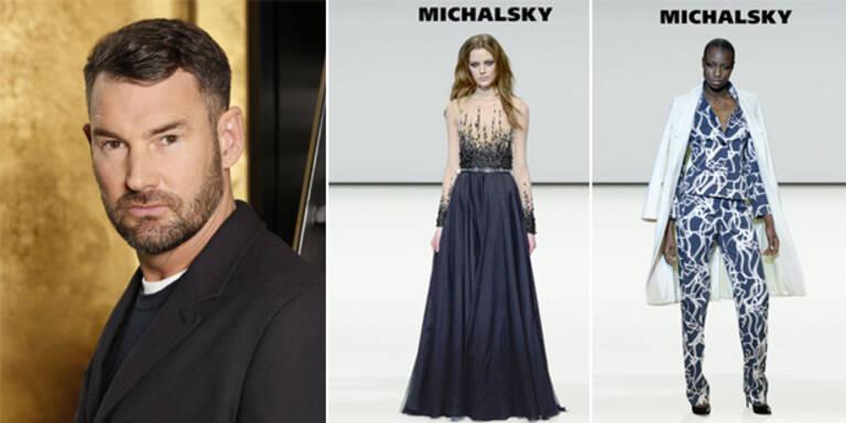 Michalsky eröffnet die MQ VIENNA FASHION WEEK