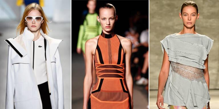 New York Fashion Week: Die ersten Highlights