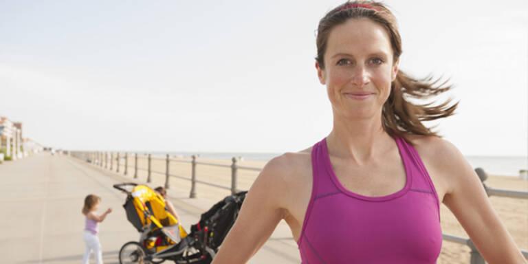 Schlank mit 40: Das braucht Ihr Körper jetzt