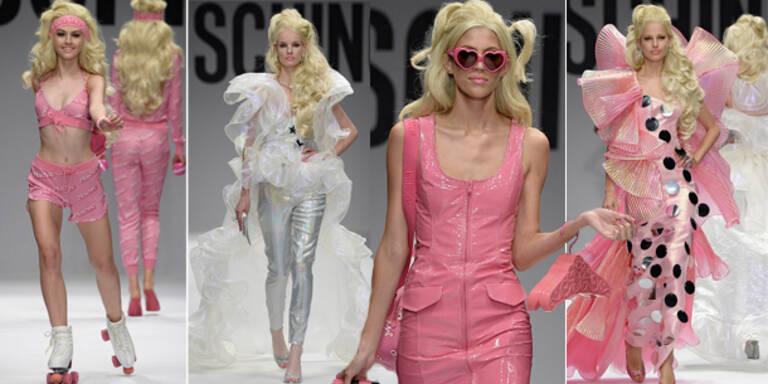 Barbie-Mode von Moschino