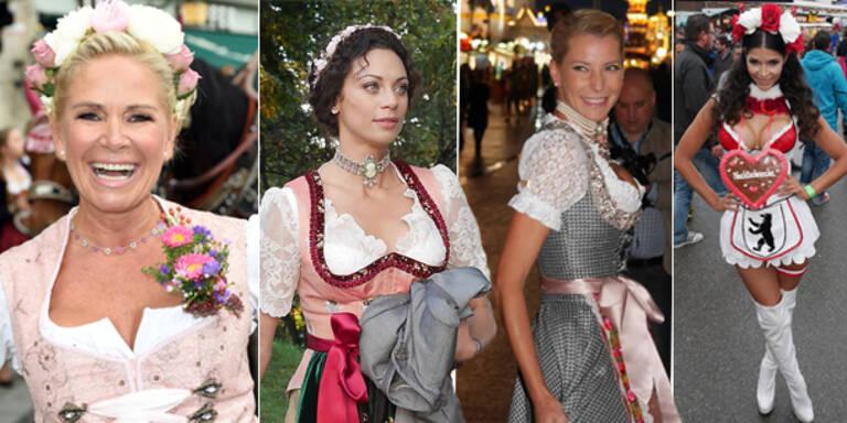 Oktoberfest 2014: So sexy ist die Wiesn