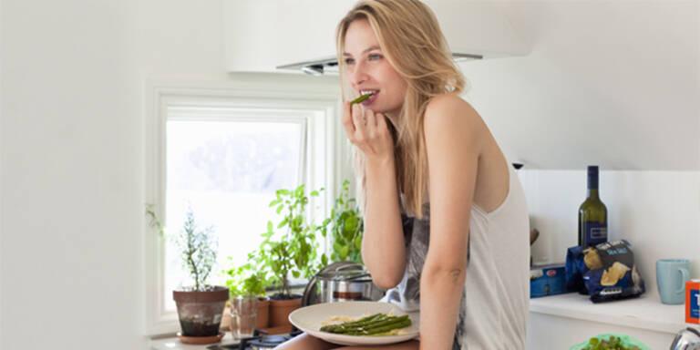 5 Anzeichen, dass der Körper gesünderes Essen braucht