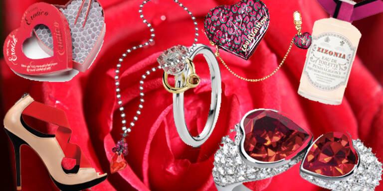 Geschenke von Herzen