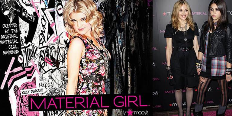 Kelly Osbourne modelt für Madonna