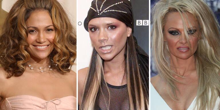 Die schlimmsten Star-Frisuren aller Zeiten