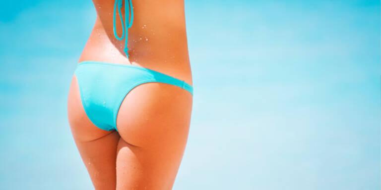 Top 5 Übungen für fitte Beine & Po
