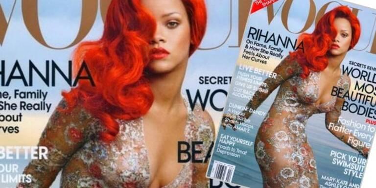 Rihanna: Mein Vater hat mich betrogen