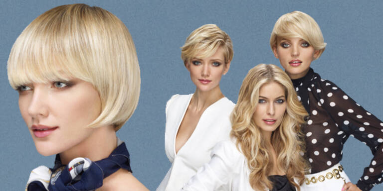 Blondes have more chic
