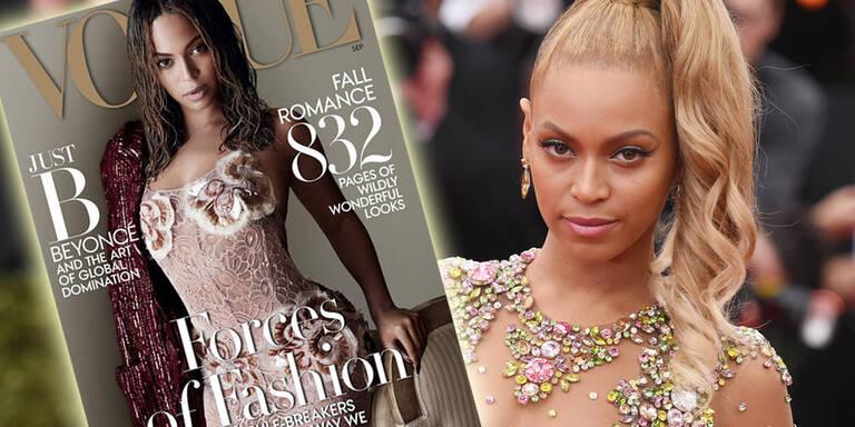 Beyonce ziert die September-Issue