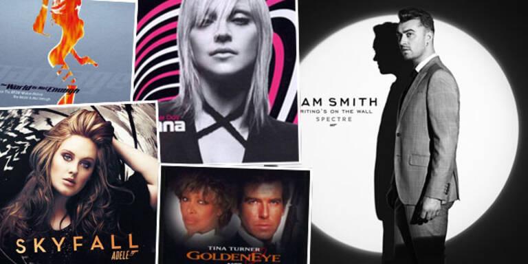 Von wem stammt der beste Bond-Song?