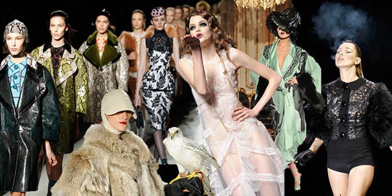 Best of Fashion Weeks 2011