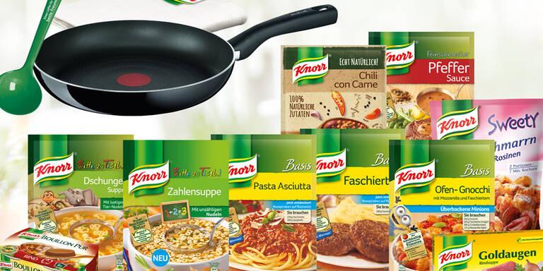 Knorr-Gewinnspiel: Ein Teller Wärme