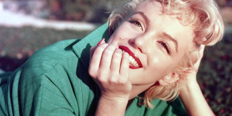 Ein Kussmund à la Marilyn