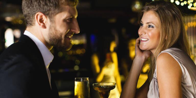 Dating-Tipps von Wissenschaftern