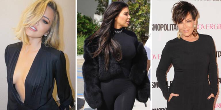 So irre sind die Diät-Tricks der Kardashians