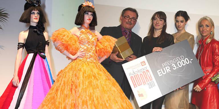 Siegerin des Ringstrassen-Galerien Designer Awards