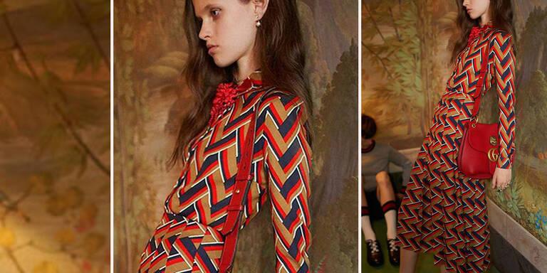 Gucci-Werbung wegen Magermodel verboten