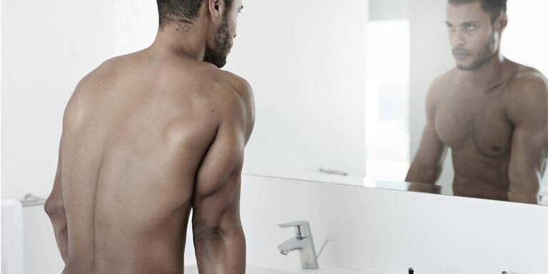 Was das Bad über seinen Sex verrät